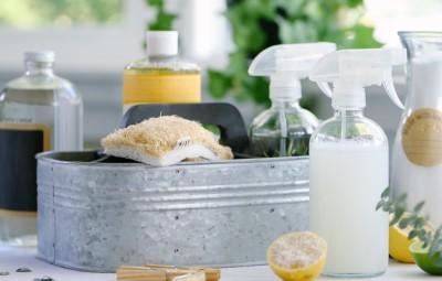 produits d'entretien santé et écologiques