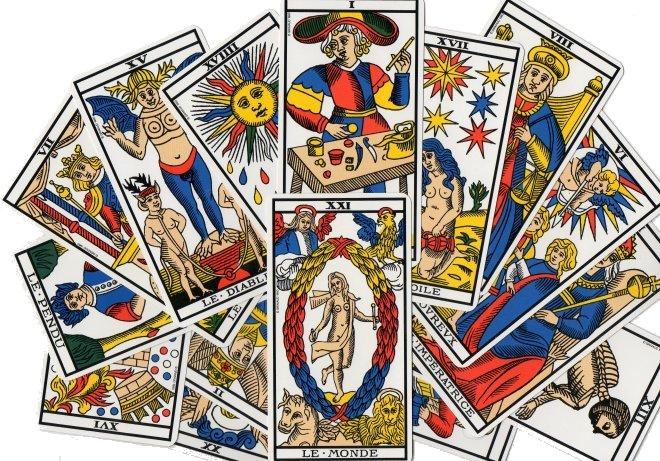 carte du tarot divinatoire La Mort