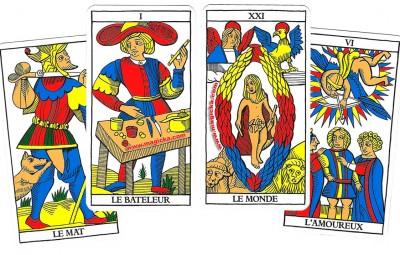 carte du tarot divinatoire voyance
