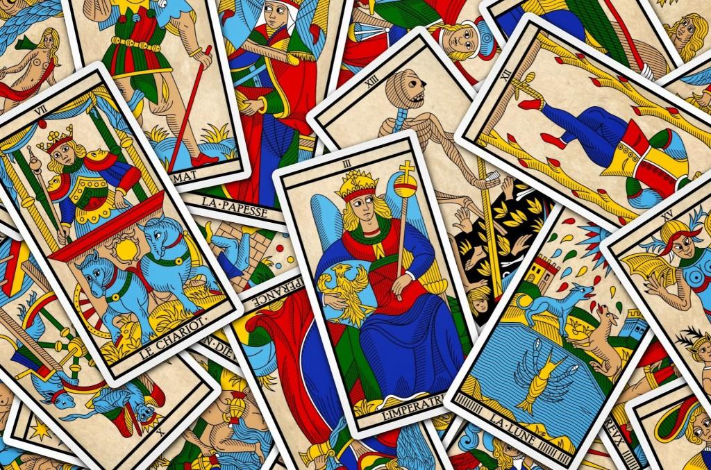 carte du tarot divinatoire le Chariot