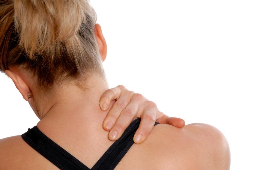 massage contre les courbatures