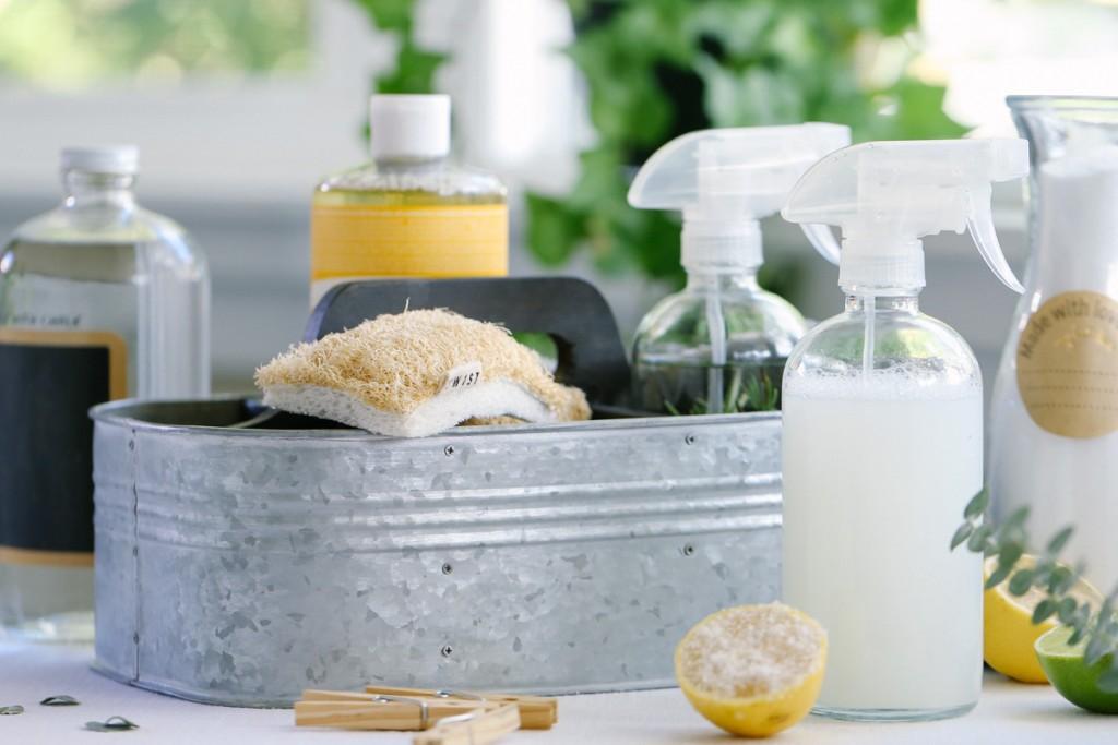 produits naturels pour une maison saine