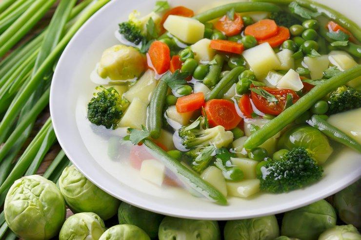 soupe amaigrissante