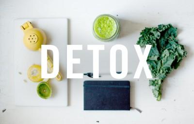 recettes régime detox