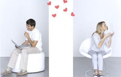 relation amoureuse à distance
